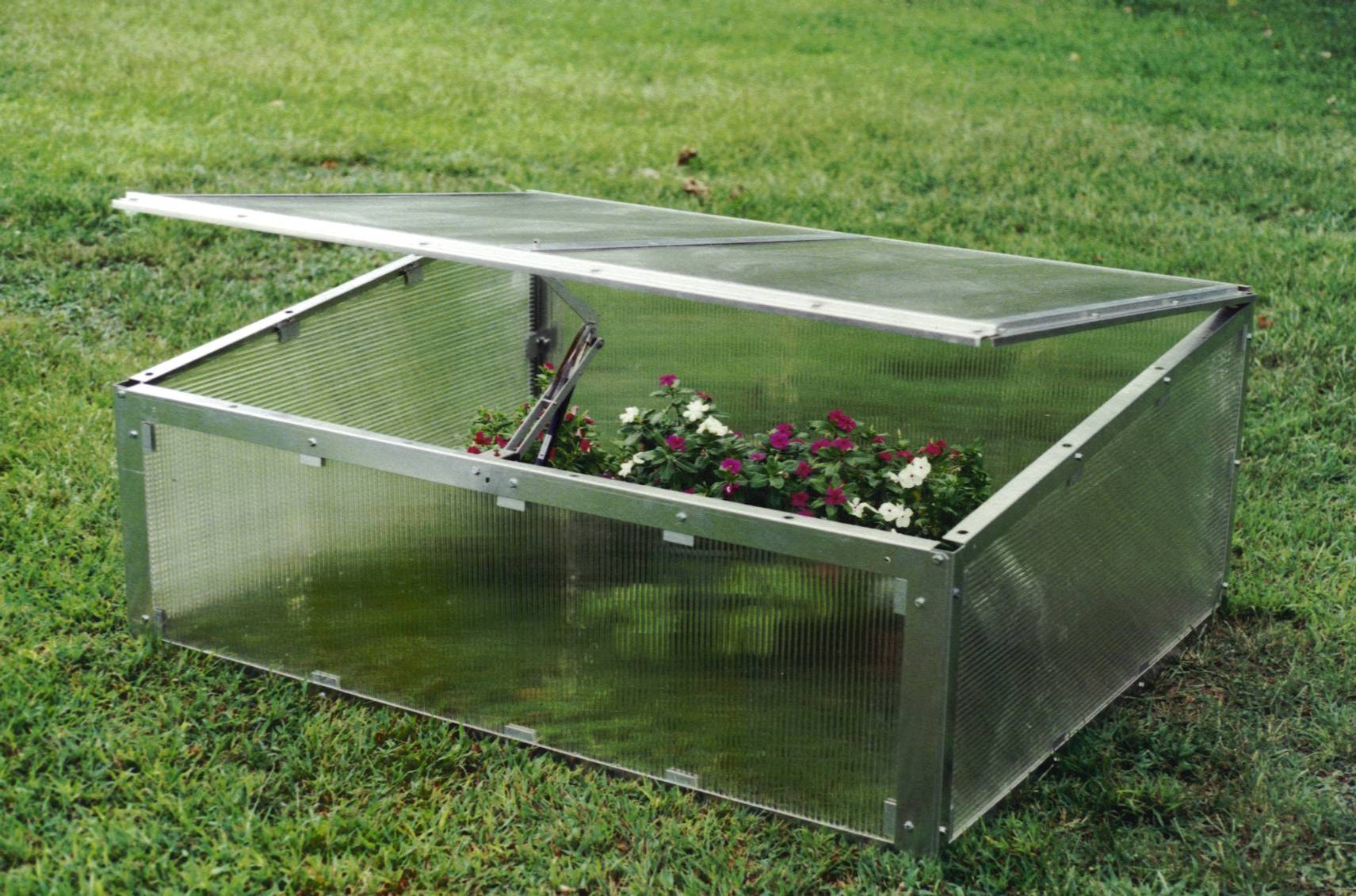 picture of Easy-Garden Deluxe Cold Frame